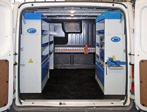 Fahrzeugeinrichtung Ford Transit Von Syncro System
